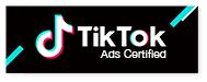 TikTok Advertising Certified